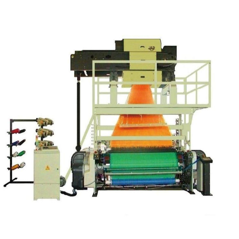 Renovated Label Weaving Machine
