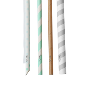 Wholesale Disposable Colourful Paper Straw for Party