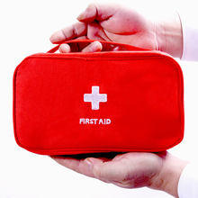 Hard protective military first aid kit bags for outdoor activities