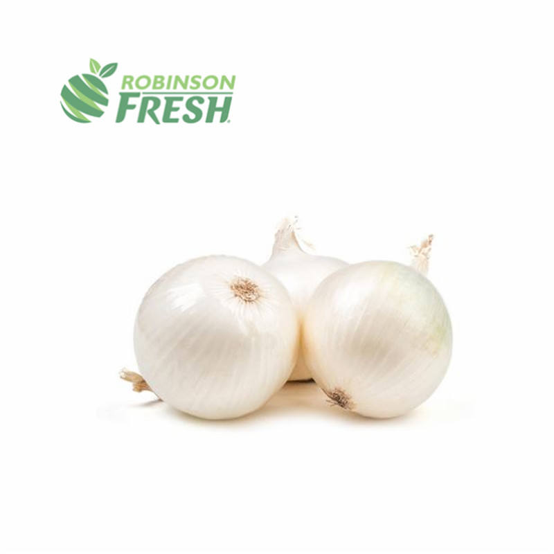 US Grown Vegetables Onion White Robinson Fresh MOQ 50 LBS Quick Delivery in US