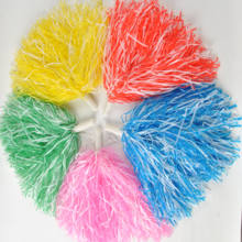 Flower Ball Aerobics Square Dance cheerleading pom poms wholesale