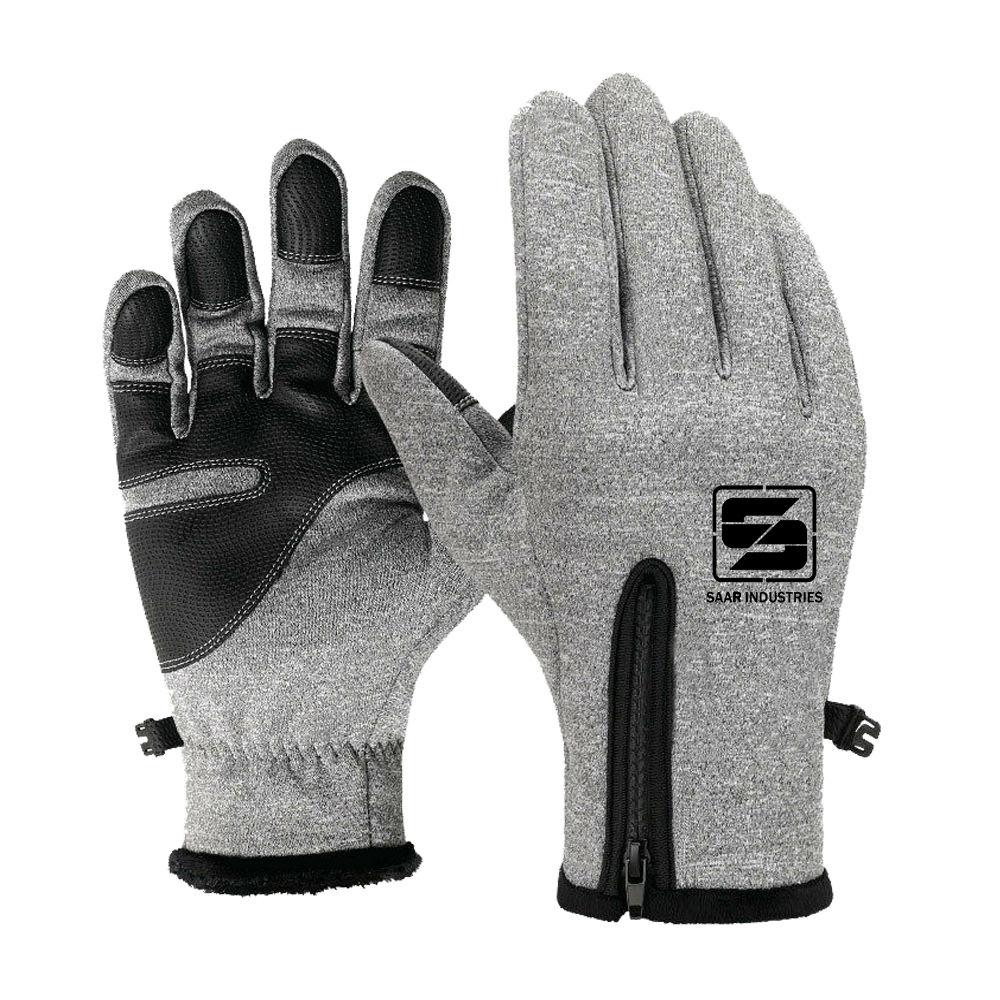 Waterproof Heated Winter ski Gloves /Snow outdoor windproof high quality custom ski fashion winter hand