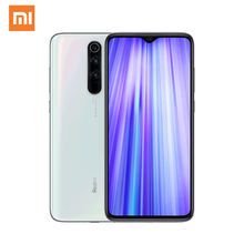 Global Version Xiaomi Redmi Note 8 Pro 6GB 128GB 4500mAh Battery  6.53 Inch Smartphone Super Macro Camera Redmi Note 8 Pro