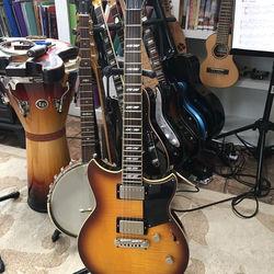STOCK SALES FOR ORIGINAL NEW Revstar RS620 Electric Guitar with Gator Guitar Hardcase