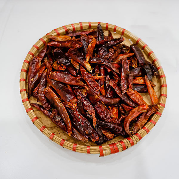 Hot Spicy Chilli Pepper - Red Chilli Dried Powder - Frozen Red Chilli