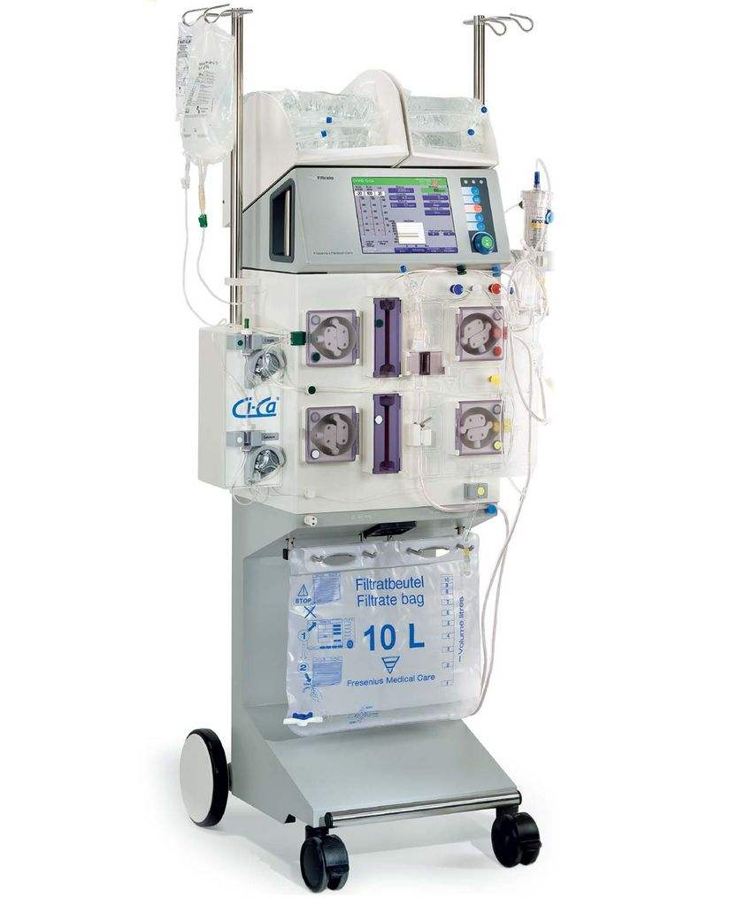 For Sale FRESENIUS multiFiltrate Dialysis Machine
