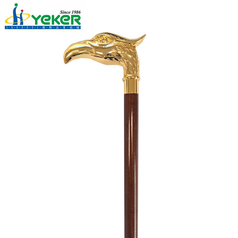 Taiwan OEM Wooden Best Walking Stick Crutches