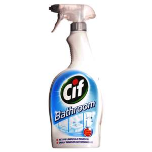 Cif dengan Pemutih Serbaguna Ultrafast Spray Cleaner-450Ml