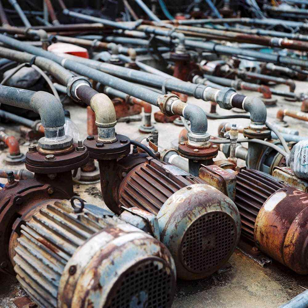 Mixed Used Electric Motor/ Copper Transformer Scrap
