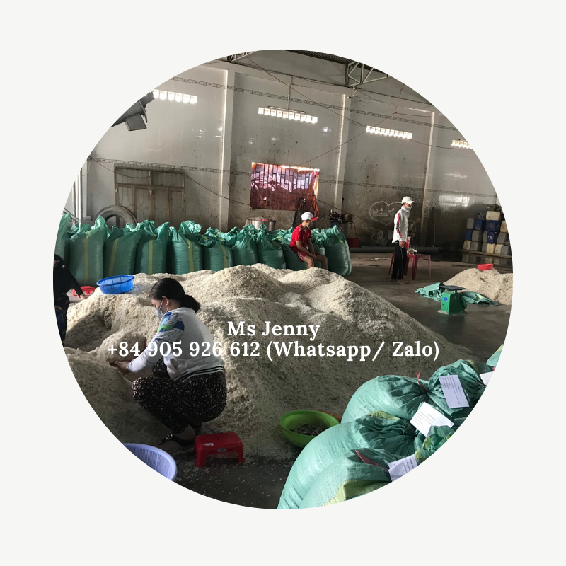 Dried Fish Scales with high quality from Viet Nam (Ms Jenny +84 905 926 612)