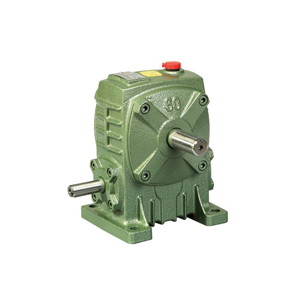 wp series reducer small reduction gearbox worm gear reducers gearbox 20 ratio reduction industrial speed transmission