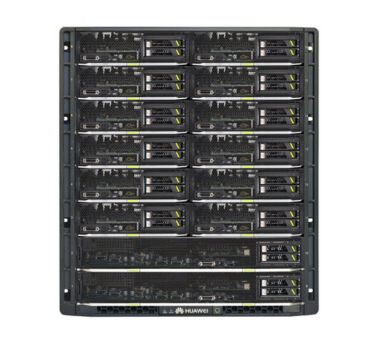 HUAWEI E9000 Converged Architecture Blade Server