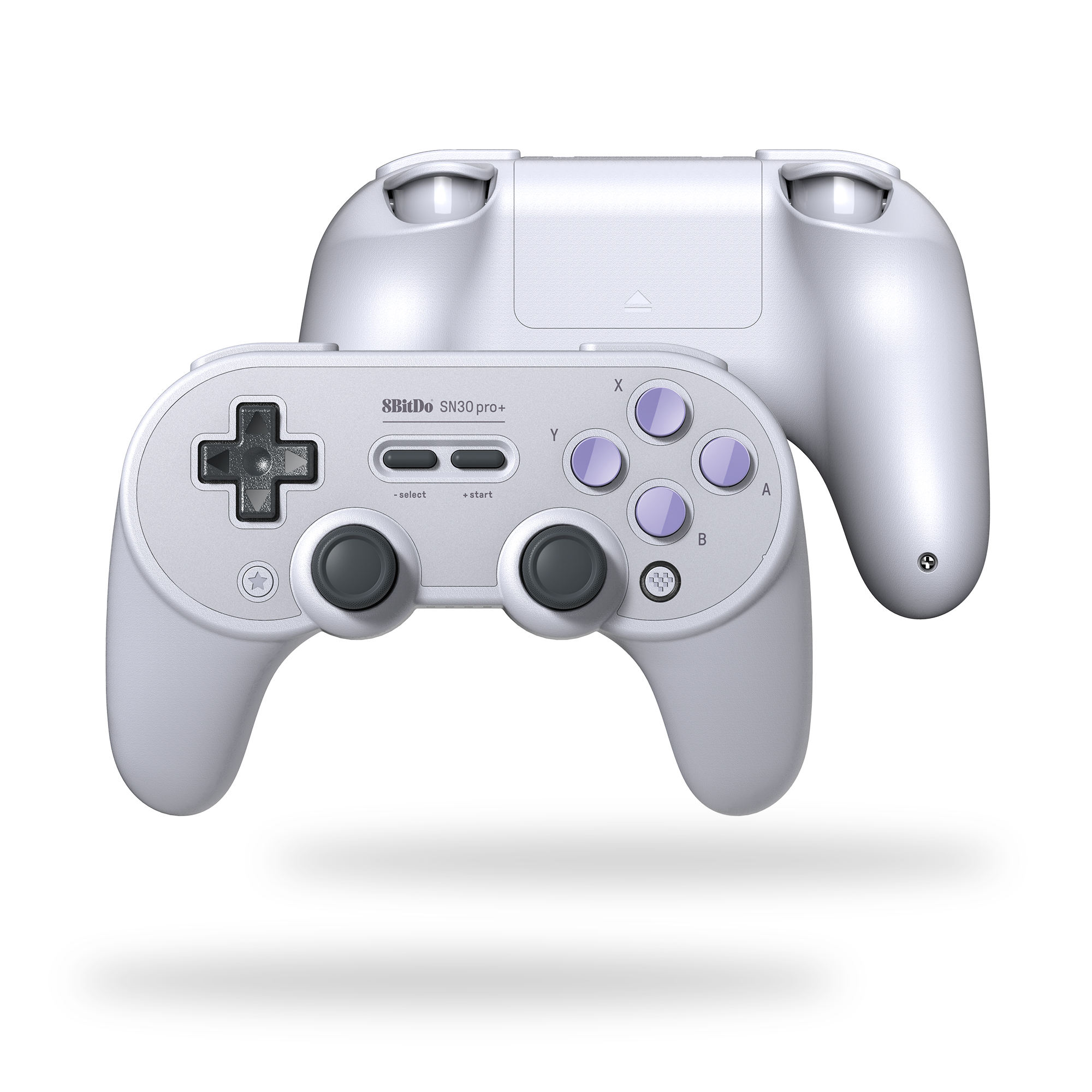 New 8Bitdo Gamepad BT Wireless SN30 Pro Plus SN Version Controller for Raspberry PC/ Steam/Switch with Vibration Joystick