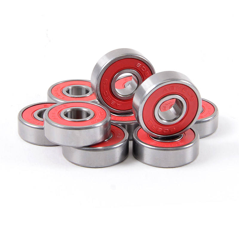 Wholesale Smooth Safer ABEC-7 Chrome Steel And Carbon Steel Skate Skateboard Bearing
