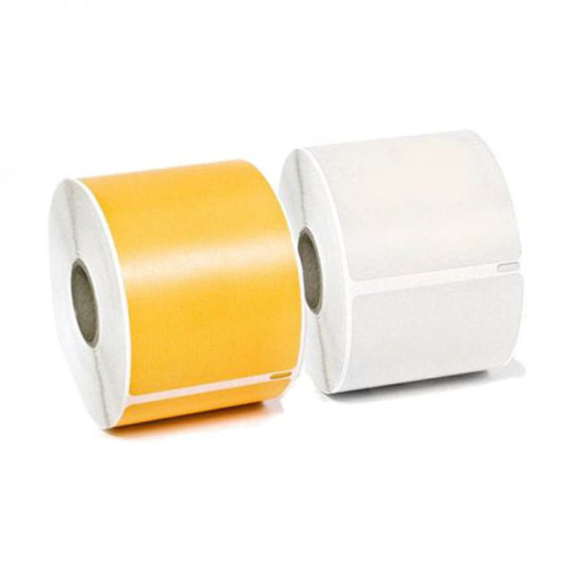 WIN $100 Dymo Compatible Label 99012 89X36mm 260 Labels Per Roll (Dymo 99012) Thermal Label Sticker
