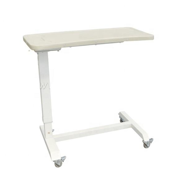 hospital bed dining table