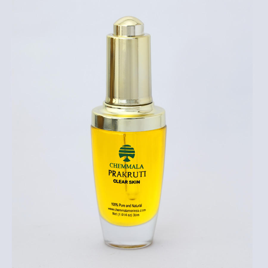 Herbal Clear Skin Oil from india/remove oily skin naturally/oily skin treatment dermatologist