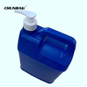 Empty 1 liter 3500ml 5L HDPE gallon Bottle With Pump