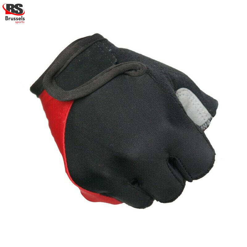 Brussels sports Sports Cycling Motorcycle Bike Enhancement Buffer Half Finger Gloves