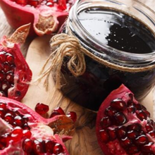 Pomegranate Sour Sauce Molasses