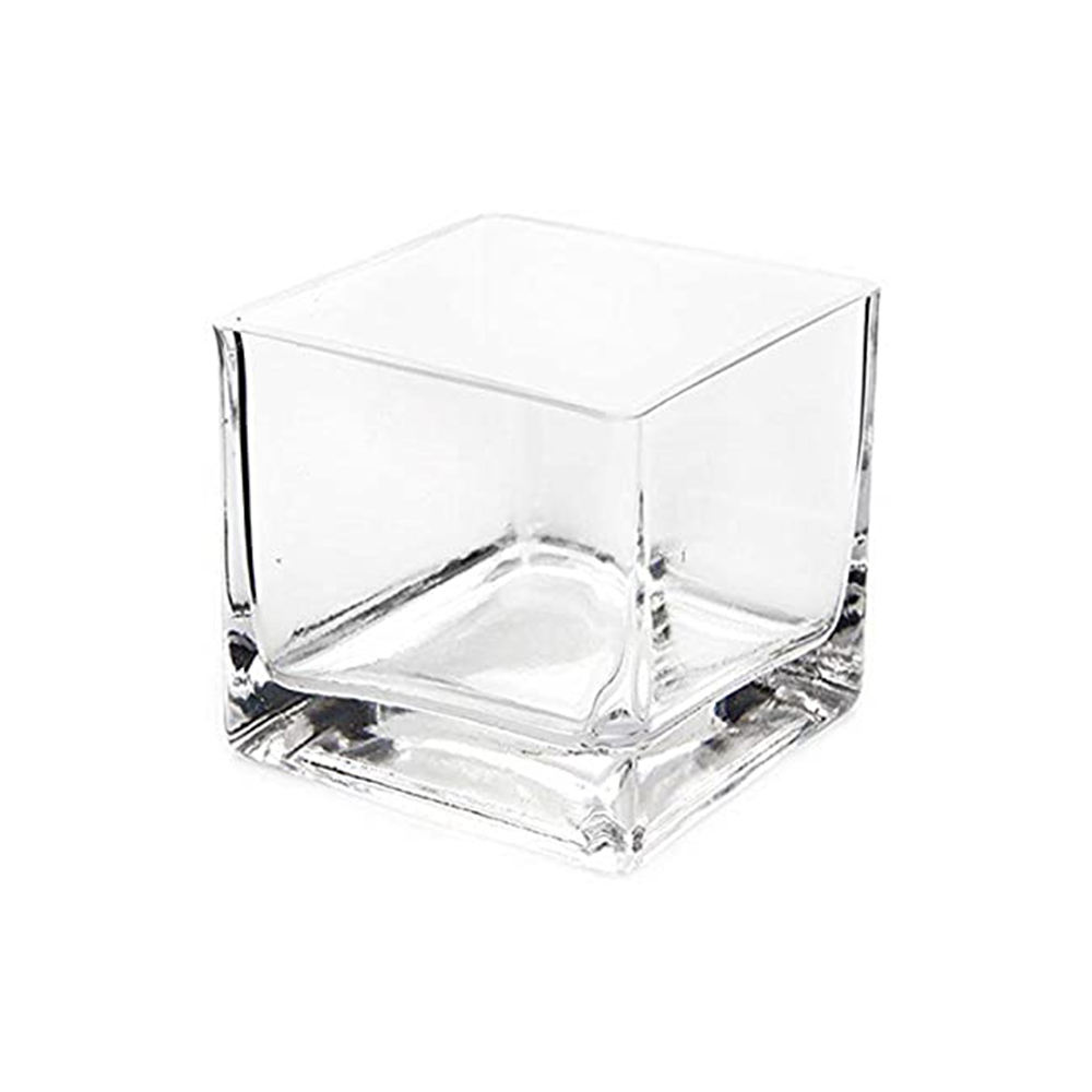 Square and Cube Glassware sat Wholesale Price