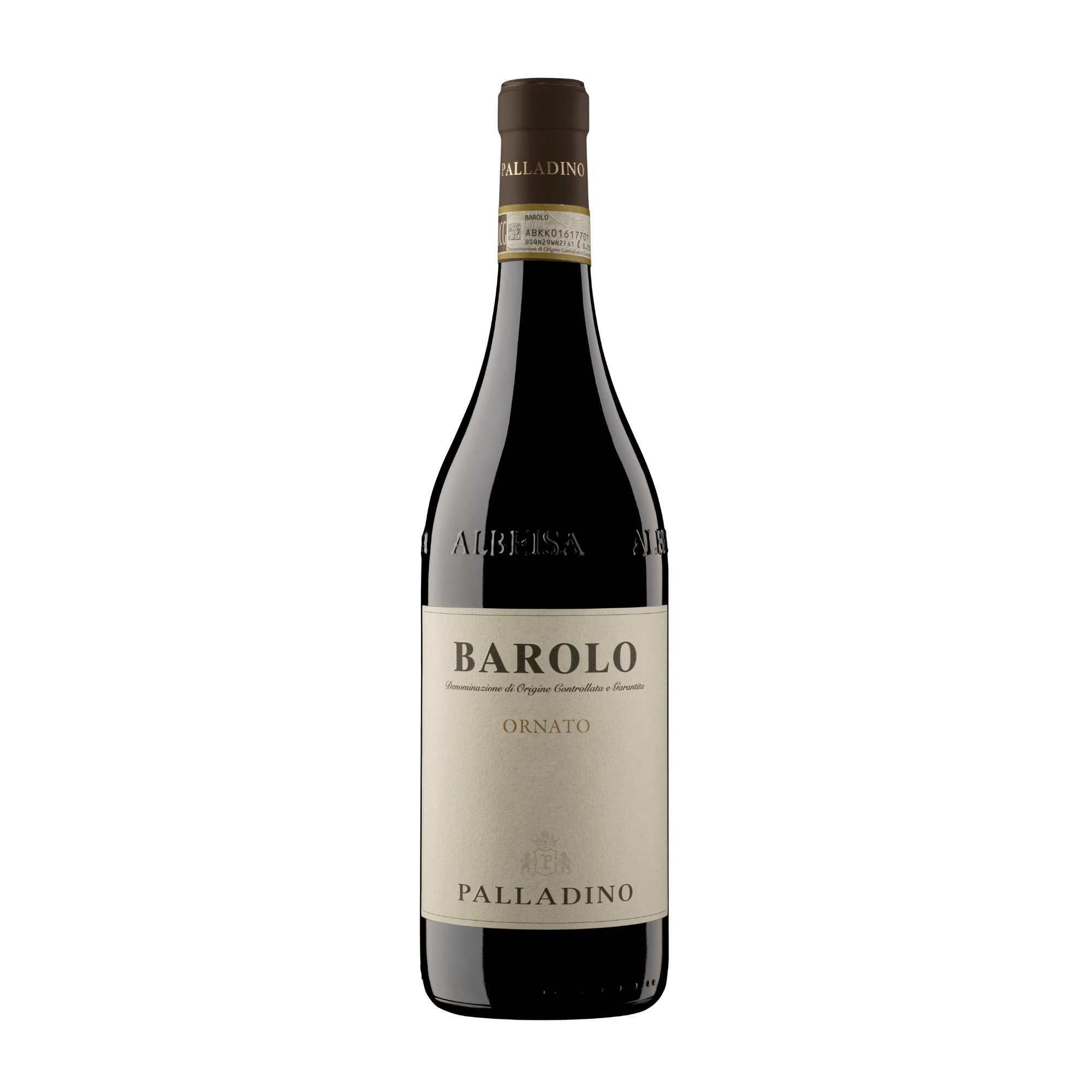 MadeでItaly Barolo DOCG - Red Dry WineからLanghe-Glass Bottle 0.75 - Barolo DOCG 2017 Ornato - Palladino