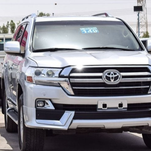 Toyota Land Cruiser GXR V6 facelifted 2020 kit carrosserie