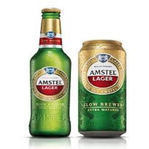 Buy Alcohol Amstel Beer Can and Bottles