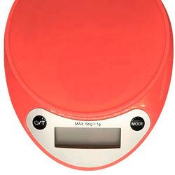 Multifunction Digital Kitchen Scale for Baby Food Orange