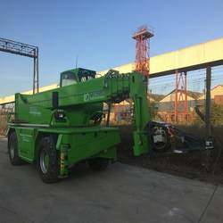 2019 Merlo Roto 40.30 MCSS Used Telescopic Forklift For Sale