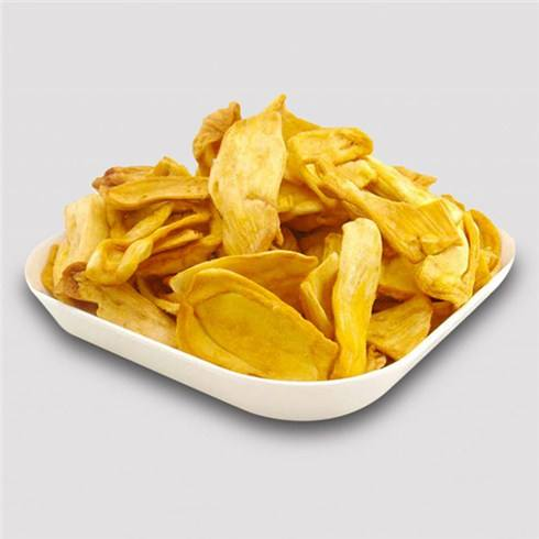 Dried tropical crispy Jackfruit Chips Fruit no sugar natural delicious snack +84339018083 WS