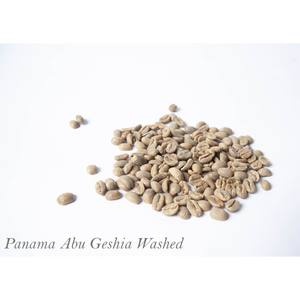 Panama Abu Geshia Washed Arabica Green Coffee Beans Wholesale