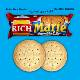Maria cookies 150g Big Size Marie biscuits Layered Crispiness Dorada Tasty Tea Biscotti Milky Direct from Factory Super Quality