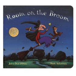 "The New York Times Best Selling Halloween Picture Book ""Room on the Broom"""