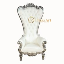 Alice King Throne High Back Chair