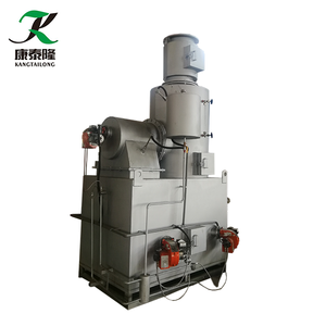 KTL 100 Kg Smokeless Pet Cremation and Animal Carcasses Incinerator