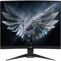 """AORUS CV27F 27"""" Frameless Curved 1500R Gaming Monitor, Full HD 1080p, 90% DCI-P3 Color Accurate VA Panel, 1ms 165Hz, HDR,"""