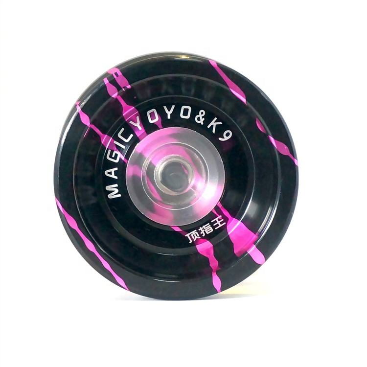 High Quality H-shaped Style Polish Lacquer Fast Speed Magic Yoyo Toys For Youth