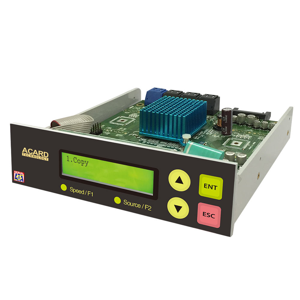 Acard Mid-End BD/DVD/CD duplicator Controller
