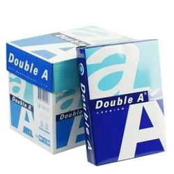 Double A4 office papers