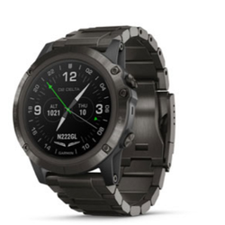 For The New Sealed Garmin D2 Delta PX Aviator Watch