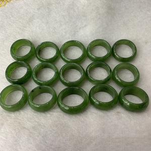 Jade rings, Natural jade jewelry products, wholesale price NSRNP01