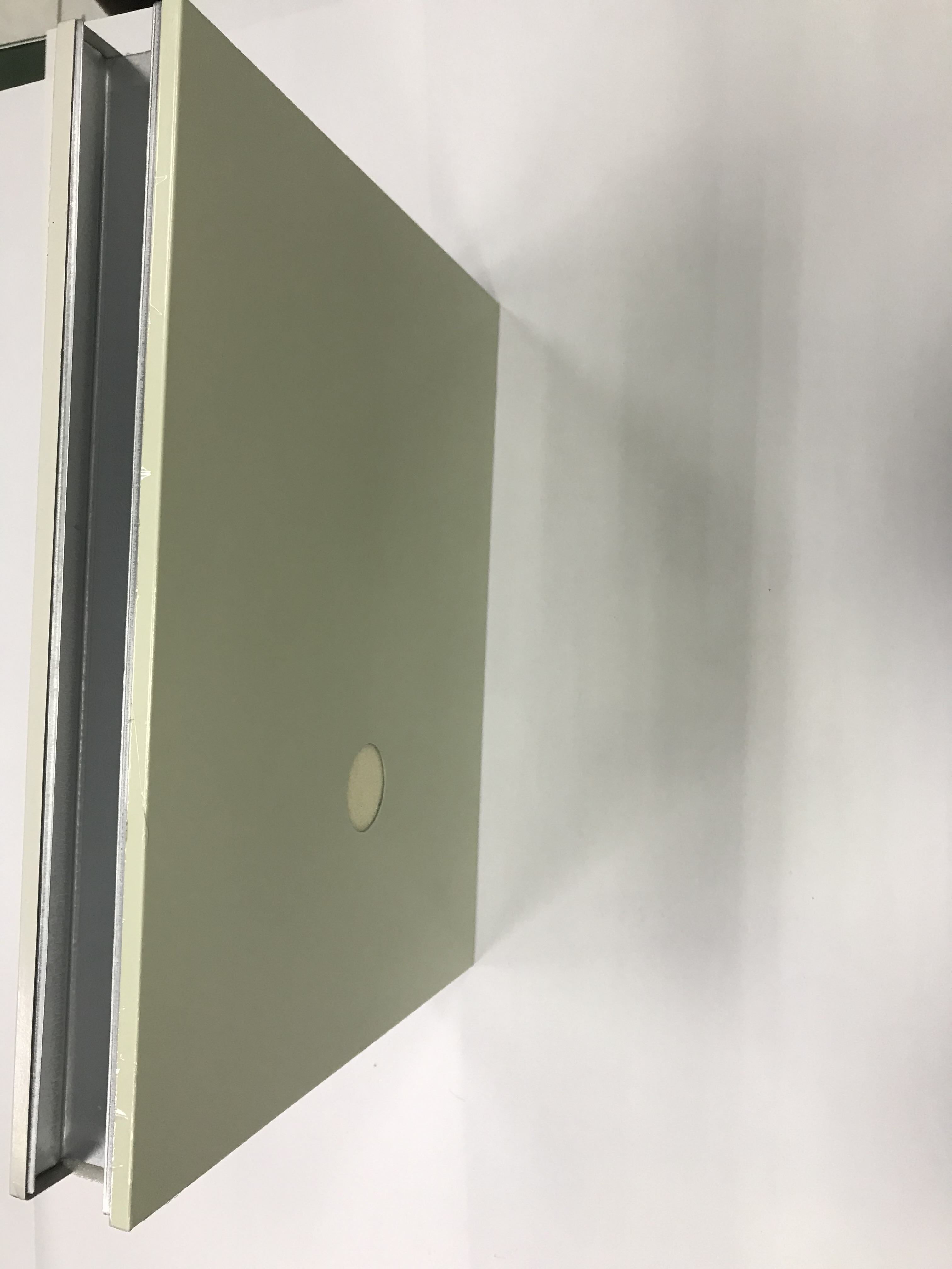 50mm PU sandwich panel voor cleanroom panel muur