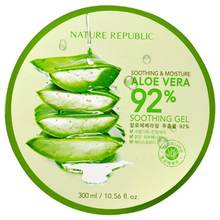 Nature Republic Aloe Vera 92% Soothing Gel 300g Original from South Korea