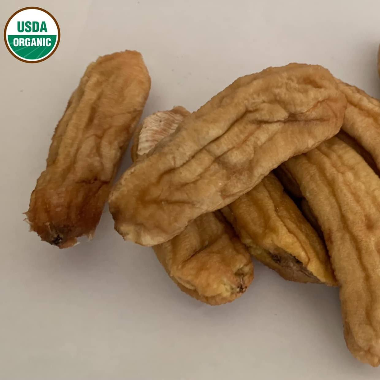 USDA Organic Food banana chips from Vietnam with high quality direct from factory