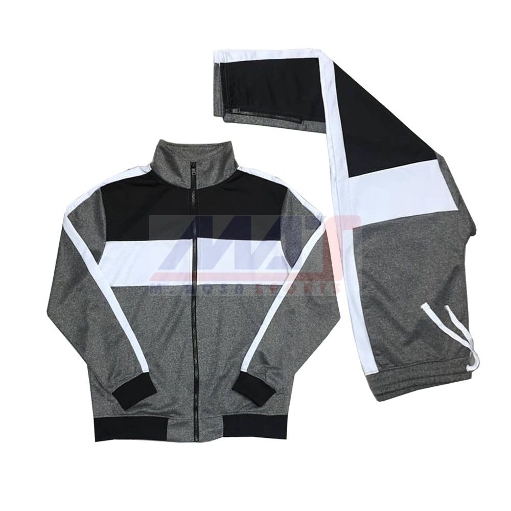 Men's two-piece sweat suit short sleeve trend hooded casual shorts sets custom tracksuit for men