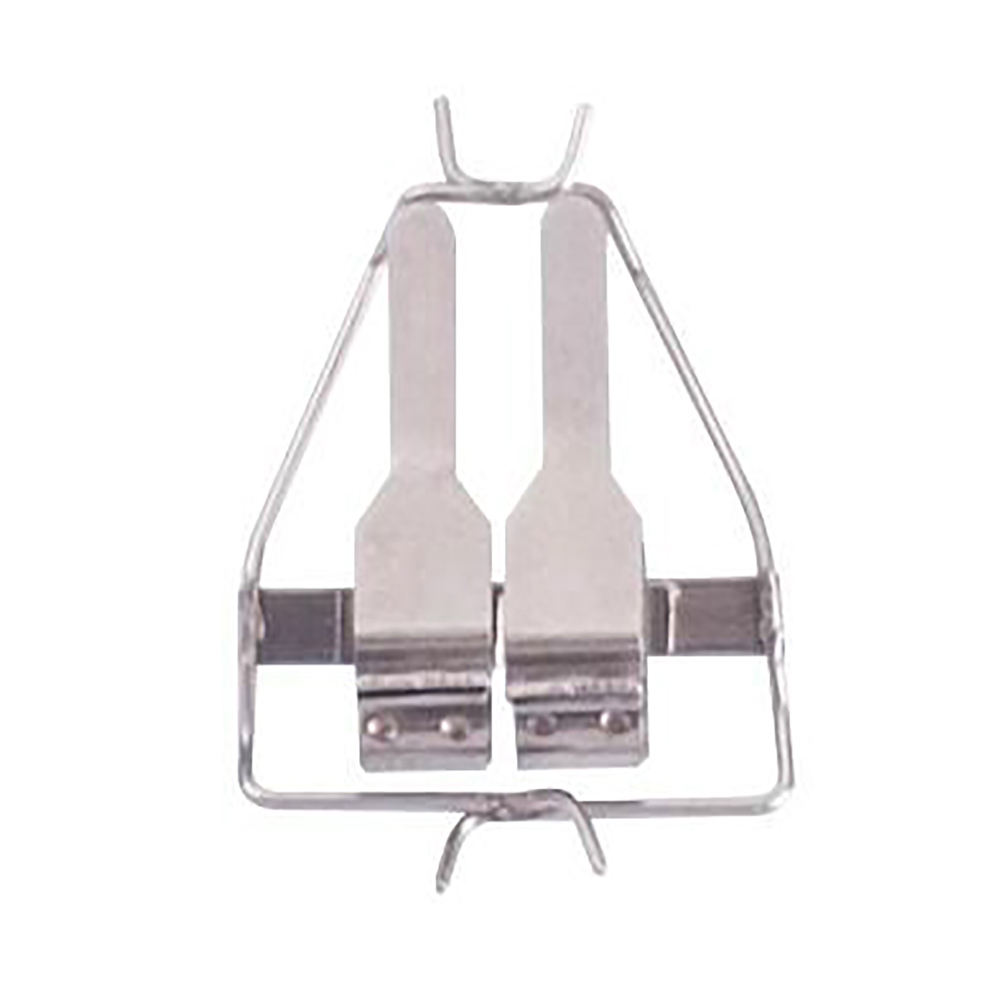Microvascular Approximator Double Clamp With Frame Medical Grade Stainless Steel Micro Surgery Instruments