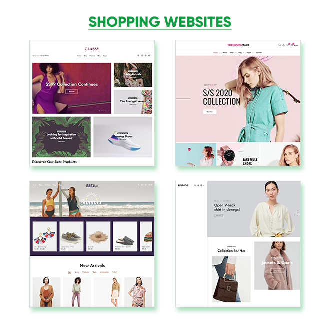 Readymade Website Sale Online Store Paypal Accepted Online Store Website Design and Development Best Wholesale Website Ecommerce