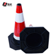 road warning 750MM Popular Flexible Safety Rubber Collapsible Silicone Traffic Cone