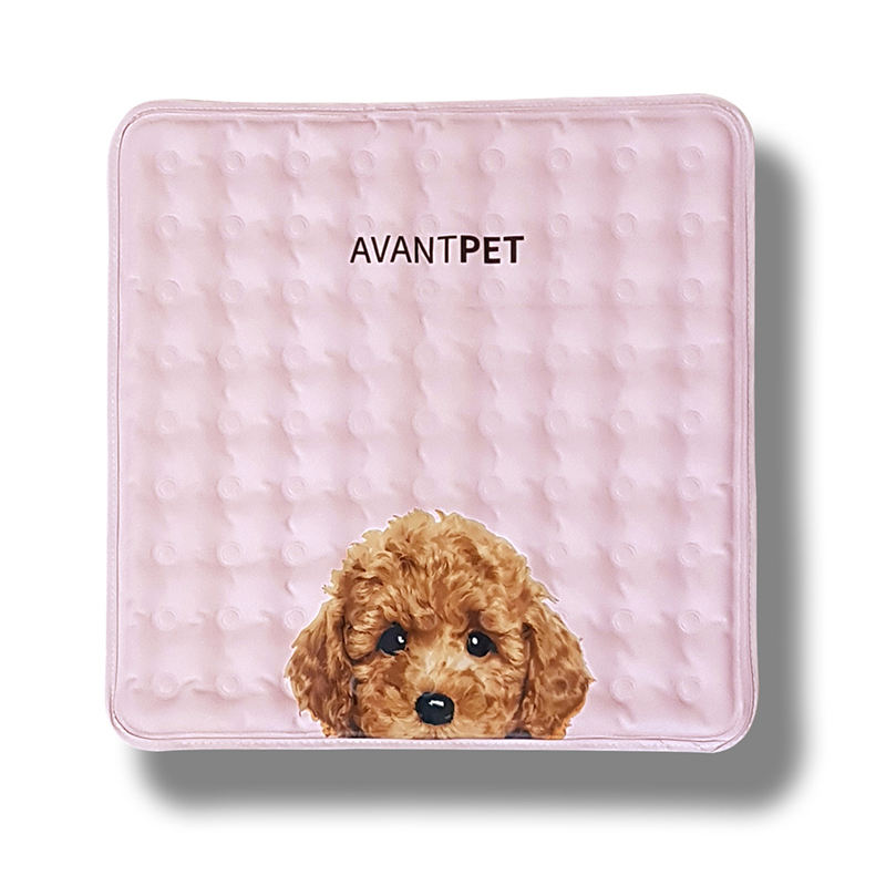 AVANTPET XS-Poodle Amazon Top Selling luxury innovative cool cooling gel mat pad for dog cat pet supplies bed products nest
